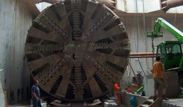 Citytunnel Leipzig wird mit BETEK-Werkzeugen aufgefahren