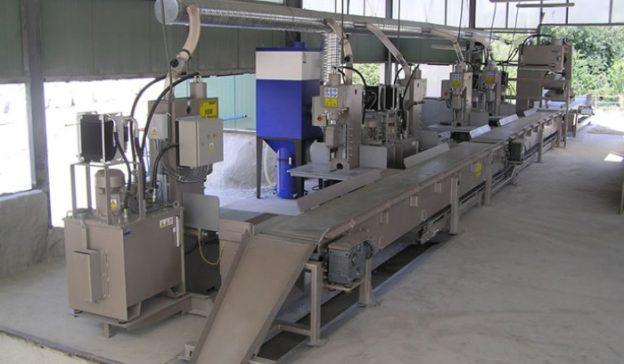 Granit Strzegom S.A. erwirbt eine komplette Produktionslinie Steinspaltmaschinen