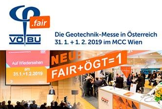 Visit us at booth 502 - BWH and TDS for you at the VöbuFair in Vienna