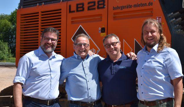 BWH-Legende Dietmar Hanßke übergibt Staffelstab an Denis Spielmann und Oliver Rehn