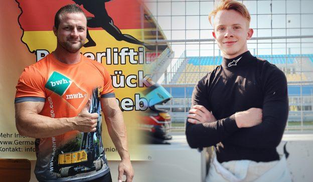 Wir gratulieren Axel Kujat und Jonas Greif zu den sportlichen Erfolgen der letzten Wochen…