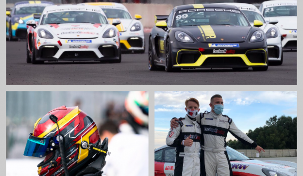 Dresden talent prevails in Porsche