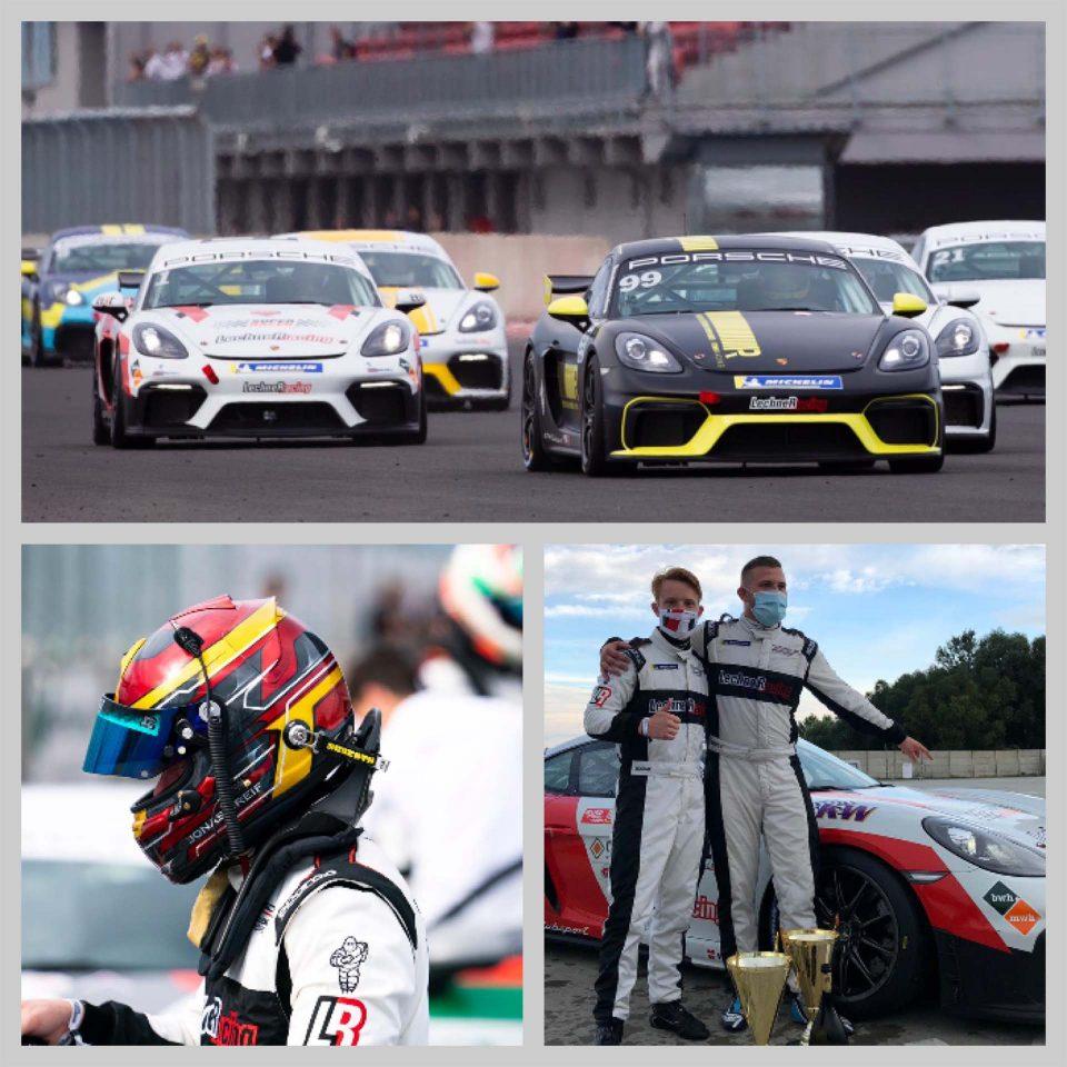 Dresdner Talent überzeugt im Porsche