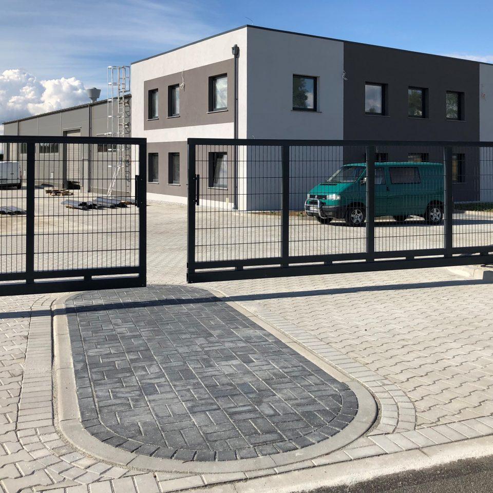 Neues Firmengebäude von Schwester ETP Euro-Tech Plus in Polen nimmt Gestalt an